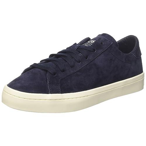 027c2b85c78461 adidas Women s Courtvantage Low-Top Sneakers