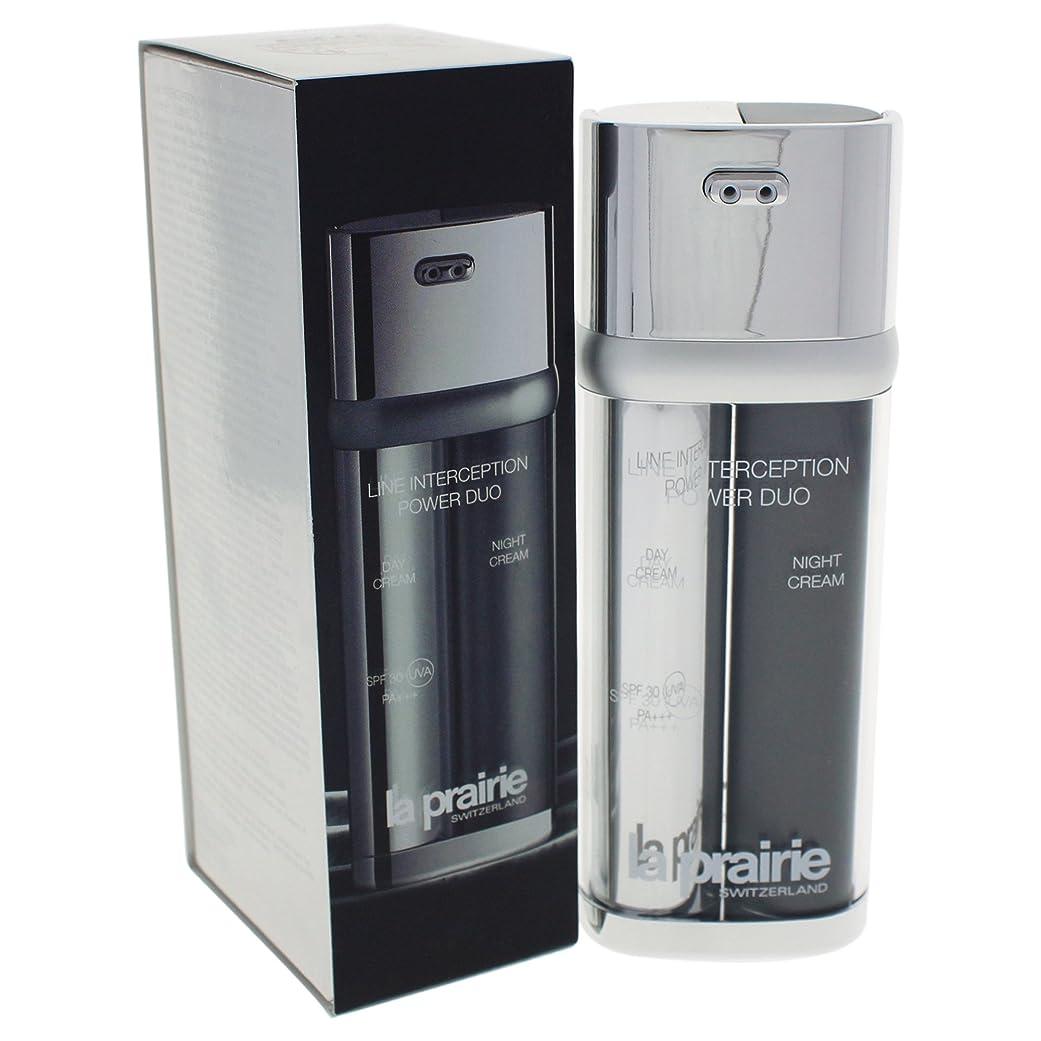 ヘッドレスお互い賞賛するラプレリー Line Interception Power Duo - Day Cream SPF30 PA+++ & Night Cream 2x25ml