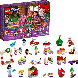 LEGO Friends Advent Calendar 41420, Kids Advent Calendar...