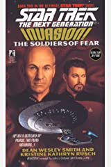 The Soldiers Of Fear: Invasion! #2 (Star Trek: The Next Generation Book 41) Kindle Edition