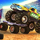 Monster Truck Demolition Derby Car Racing: Crash Stunt Destruction Speed Fun 2019