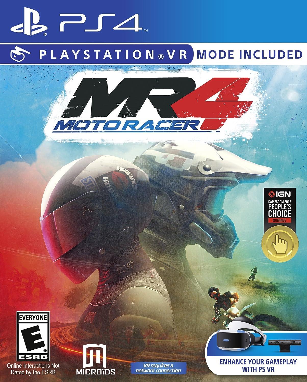 latest Moto Racer 4 Ultra-Cheap Deals - PS4 PlayStation