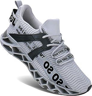أحذية رياضية للرجال من UMYOGO أحذية رياضية للمشي والجري تنس أحذية رياضية أنيقة