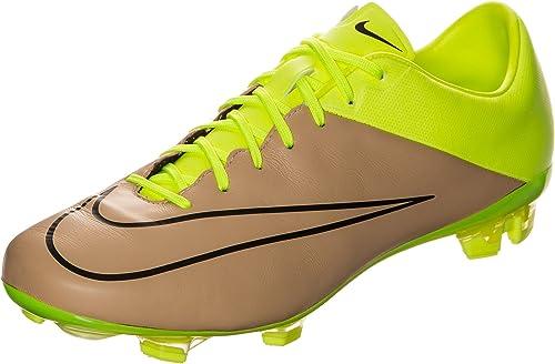 Nike Mercurial Veloce II Lthr FG, Stiefel de fútbol para Hombre