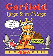 Garfield Large & in Charge: His 45th Book (Garfield Series) (English Edition)