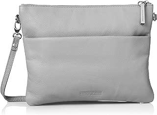 Stitch & Hide Women's Juliette bag Cross-Body Handbags, Misty grey, One Size