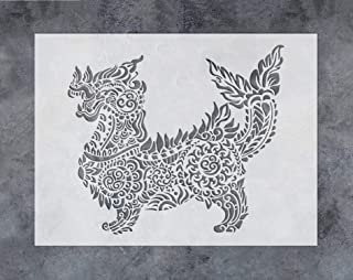 Best chinese fabric painting designs Reviews