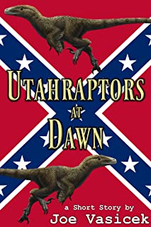 Utahraptors at Dawn: A Short Story