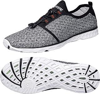 DOUSSPRT Women`s Water Shoes Quick Drying Sports Aqua Shoes