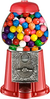Great Northern Popcorn Company Old Fashioned Vintage Candy Gumball Machine Bank, 11-Inch