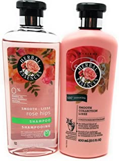 Herbal Essences Smooth Collection Shampoo + Conditioner 13.5 fl oz each