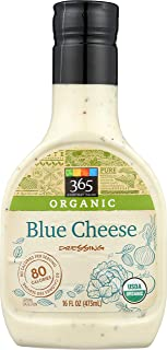 365 Everyday Value, Organic Blue Cheese Dressing, 16 oz