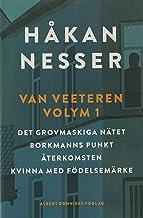 Van Veeteren. Vol. 1, Det grovmaskiga nätet ; Borkmanns punkt ; Återkomsten ; Kvinna med födelsemärke