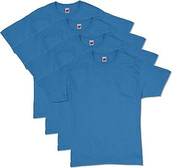 4-Pack Hanes Essential-T Short Sleeve Men's T-shirt