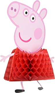 Honeycomb Decorations   Peppa Pig Collection   Party Accessory