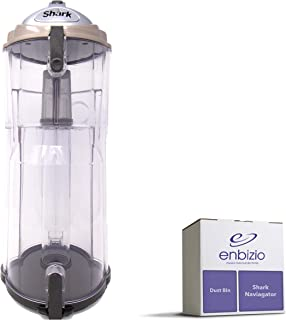 Enbizio Vacuum Replacement Parts - Bagless Dust Bin Canister Attachment - Navigator DLX Nv70 Nv71