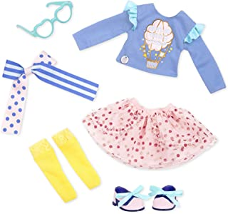 Glitter Girls by Battat - Spun Sugar Fun! Outfit -14