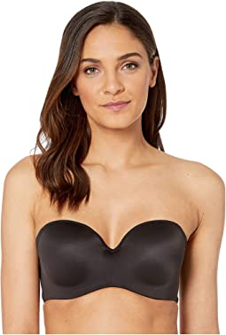 One Smooth Strapless Underwire Bra