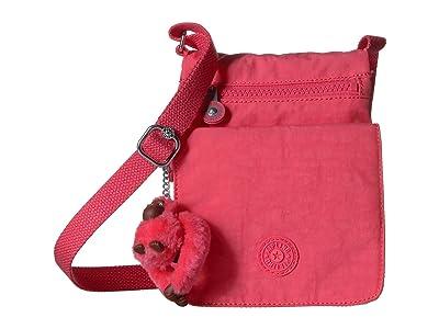 Kipling Eldorado Small Crossbody Bag (Grapefruit) Cross Body Handbags