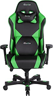 CLUTCH CHAIRZ Throttle Series Echo Premium Gaming Chair (Green)