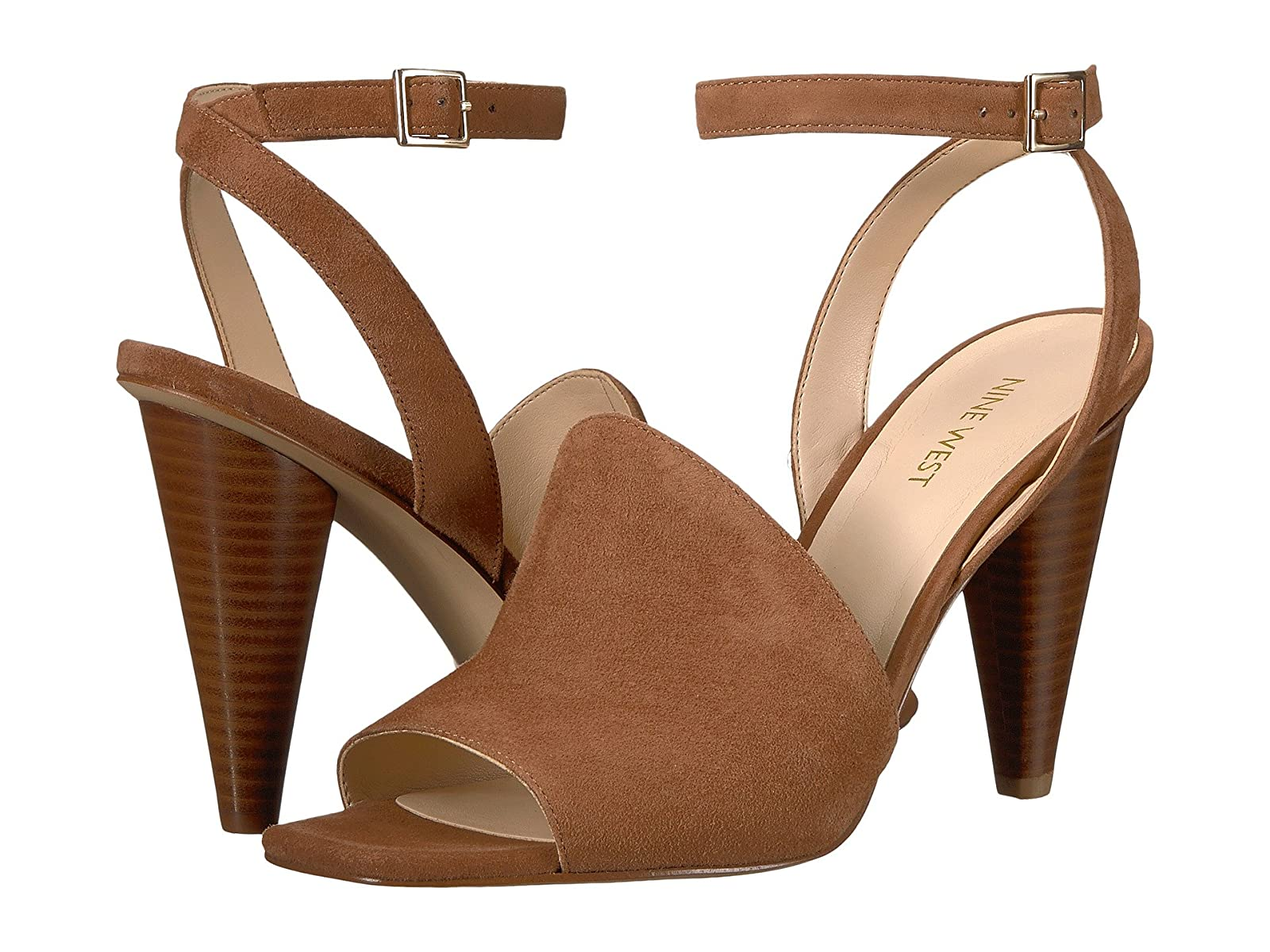 Nine West Quilty Heel SandalCheap and distinctive eye-catching shoes