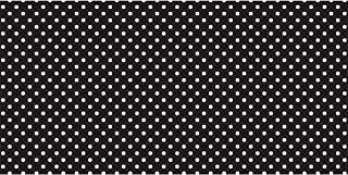Best black and white polka dot bulletin board paper Reviews