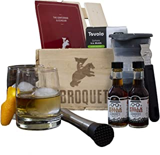 old fashioned cocktail travel kit