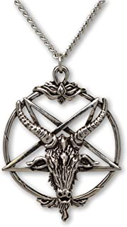 Best pentacle necklace pendant Reviews