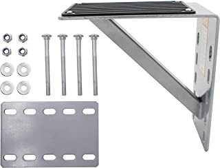 """Extreme Max Gray Standard 5001.5781 Steel Trailer Step-5"""" x 9"""""""