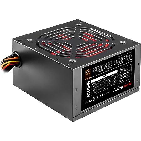Mars Gaming Mpb550 Pc Netzteil 550w 80plus Bronze Computer Zubehör