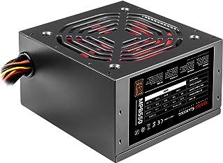 Mars Gaming MPB550, Fuente PC 550W, ATX, 80Plus 230V Bronze 90%, SilentRPM 10dB