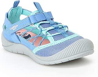 Girls Atka Mesh Athletic Bumptoe Cutout Sneaker,...