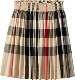 Burberry Kids - Hala Gathered Skirt (Little Kids/Big Kids)