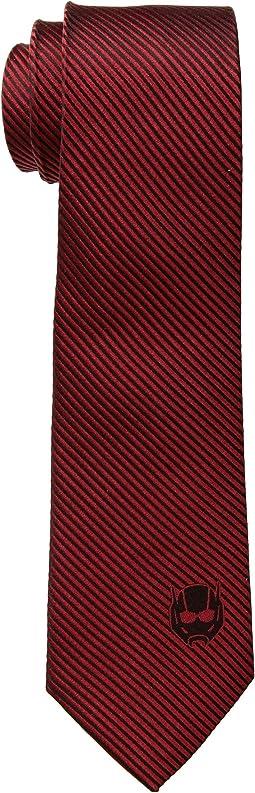 Ant-Man Red Textured Tie