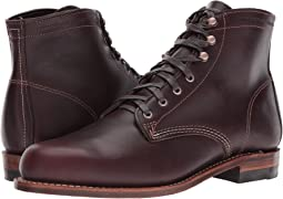 Cordovan No. 8 Leather