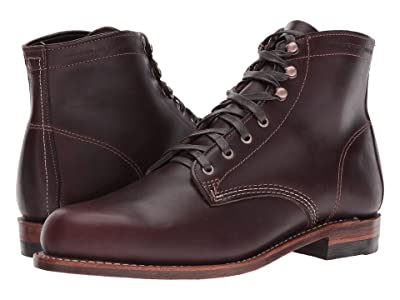 Wolverine Heritage Original 1000 Mile 6 Boot (Cordovan No. 8 Leather) Men