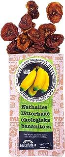 Nathalie's lättorkade eko bananito