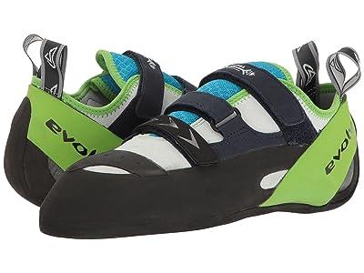 EVOLV Supra (White/Neon Green) Men
