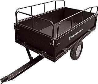 Tow Behind Lawn Cart