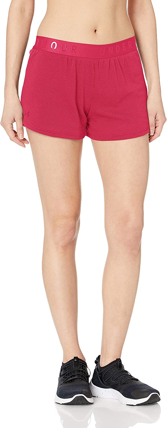 Under Armour NEW Max 51% OFF before selling ☆ Women's Shorts Around Mesh