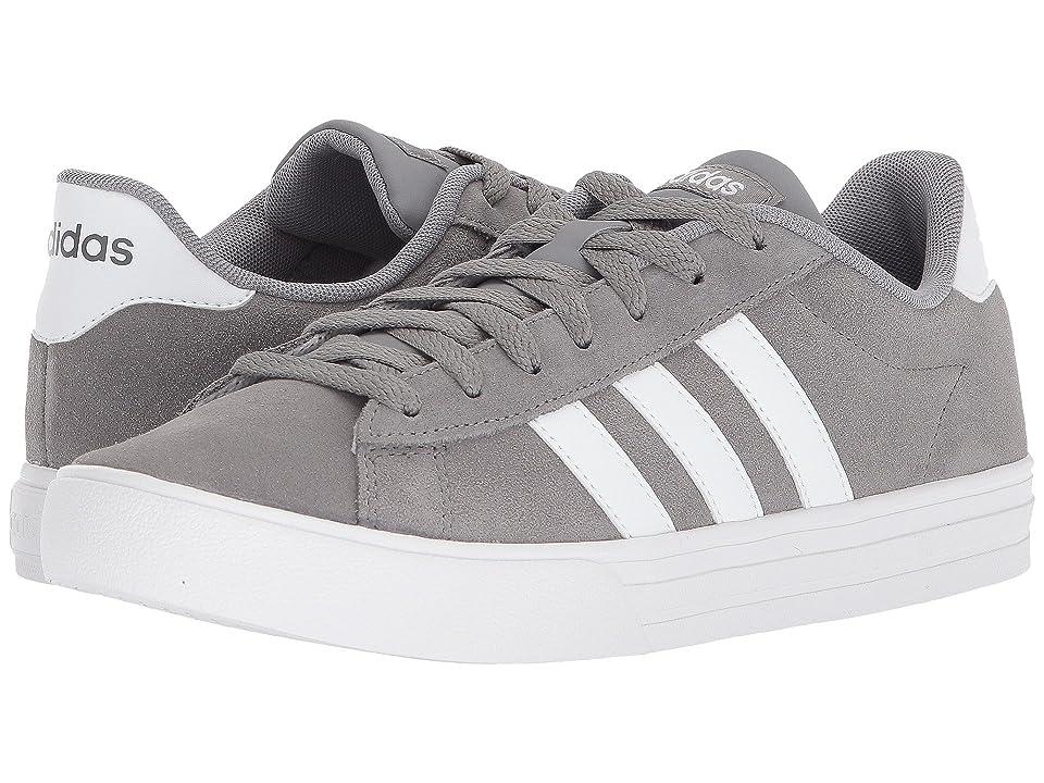 adidas Daily 2.0 (Grey Three/White) Men