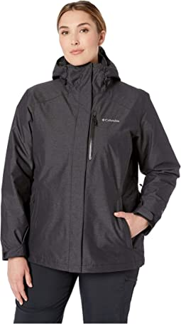 Plus Size Whirlibird™ III Interchange Jacket