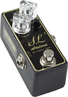 Best xotic sl drive overdrive pedal Reviews