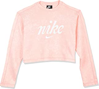 Nike Womens NSW CREW CROP WSH Sweatshirts