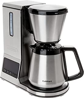 Cuisinart CPO-850 Coffee Brewer, 8 Cup, Stainless Steel