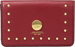 Lodis Accessories Pismo Stud RFID Mini Card Case