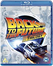Back to The Future Trilogy: The Complete 3 Movies Collection - Part 1 + Part 2 + Part 3 (30th Anniversary Edition) (4-Disc Box Set) (Region Free) (Fully Packaged Import)