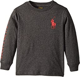 Polo Ralph Lauren Kids - Cotton Jersey Graphic T-Shirt (Toddler)