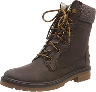 Kamik Women's Rogue Waterproof Winter Boot Dark Brown 6 M US