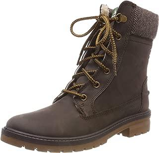 Kamik Women's Rogue Waterproof Winter Boot Dark Brown 9 M US